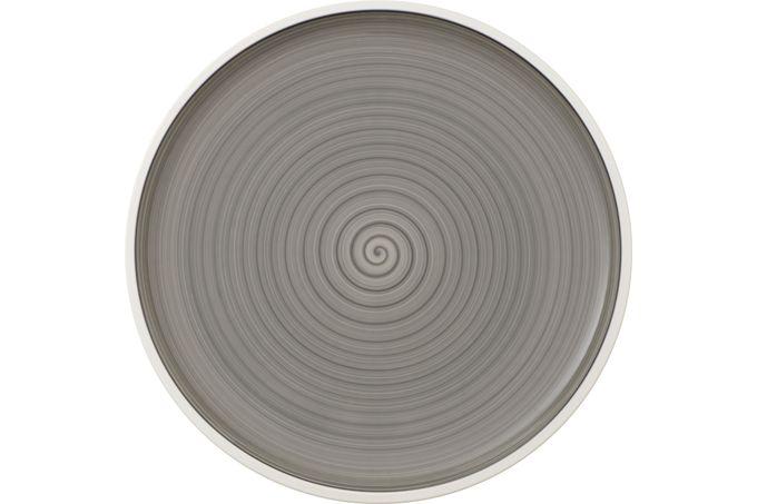 Villeroy & Boch Manufacture Pizza Plate Gris 32cm
