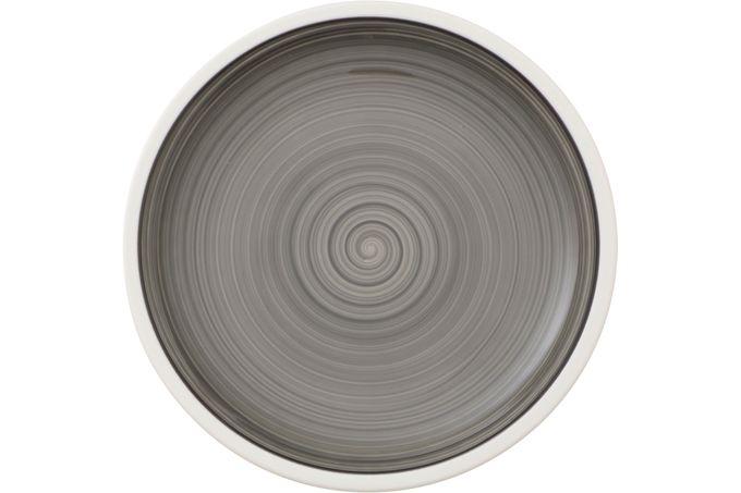 Villeroy & Boch Manufacture Dessert / Salad Plate Gris 22cm