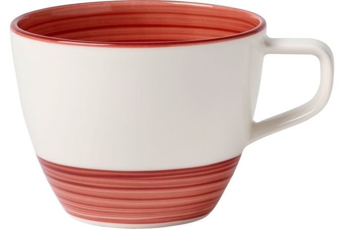 Villeroy & Boch Manufacture Coffee Cup Rouge 250ml