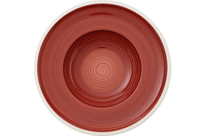 Villeroy & Boch Manufacture Deep Plate Rouge 25cm