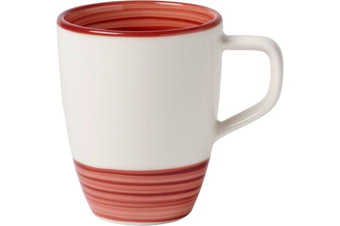 Villeroy & Boch Manufacture Mug Rouge 380ml