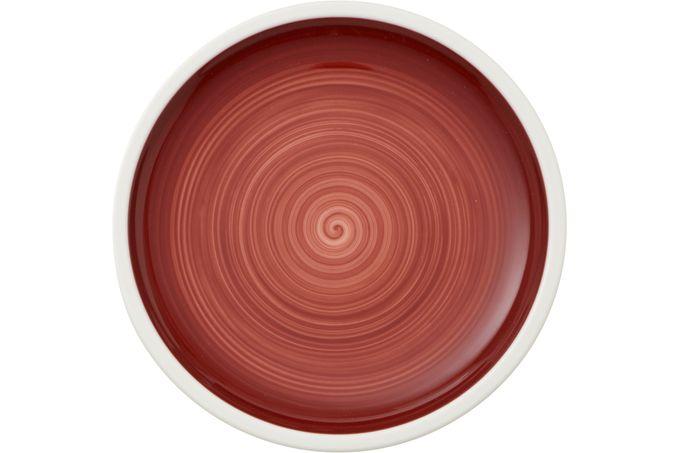 Villeroy & Boch Manufacture Dessert / Salad Plate Rouge 22cm