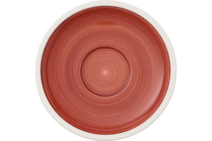 Villeroy & Boch Manufacture Coffee Saucer Rouge 16cm