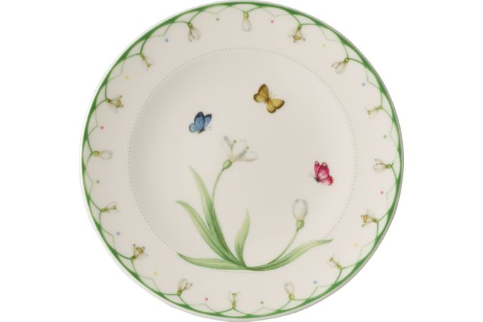 Villeroy & Boch Colourful Spring Bread & Butter Plate 16cm