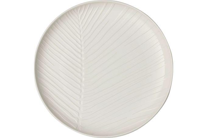 Villeroy & Boch It's my match Plate Leaf 24 x 3cm