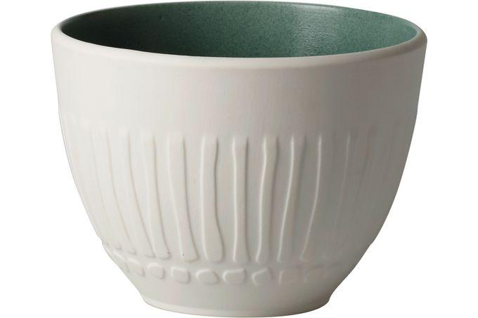 Villeroy & Boch It's my match Mug Blossom - Green, No handle 11 x 8cm, 0.45l