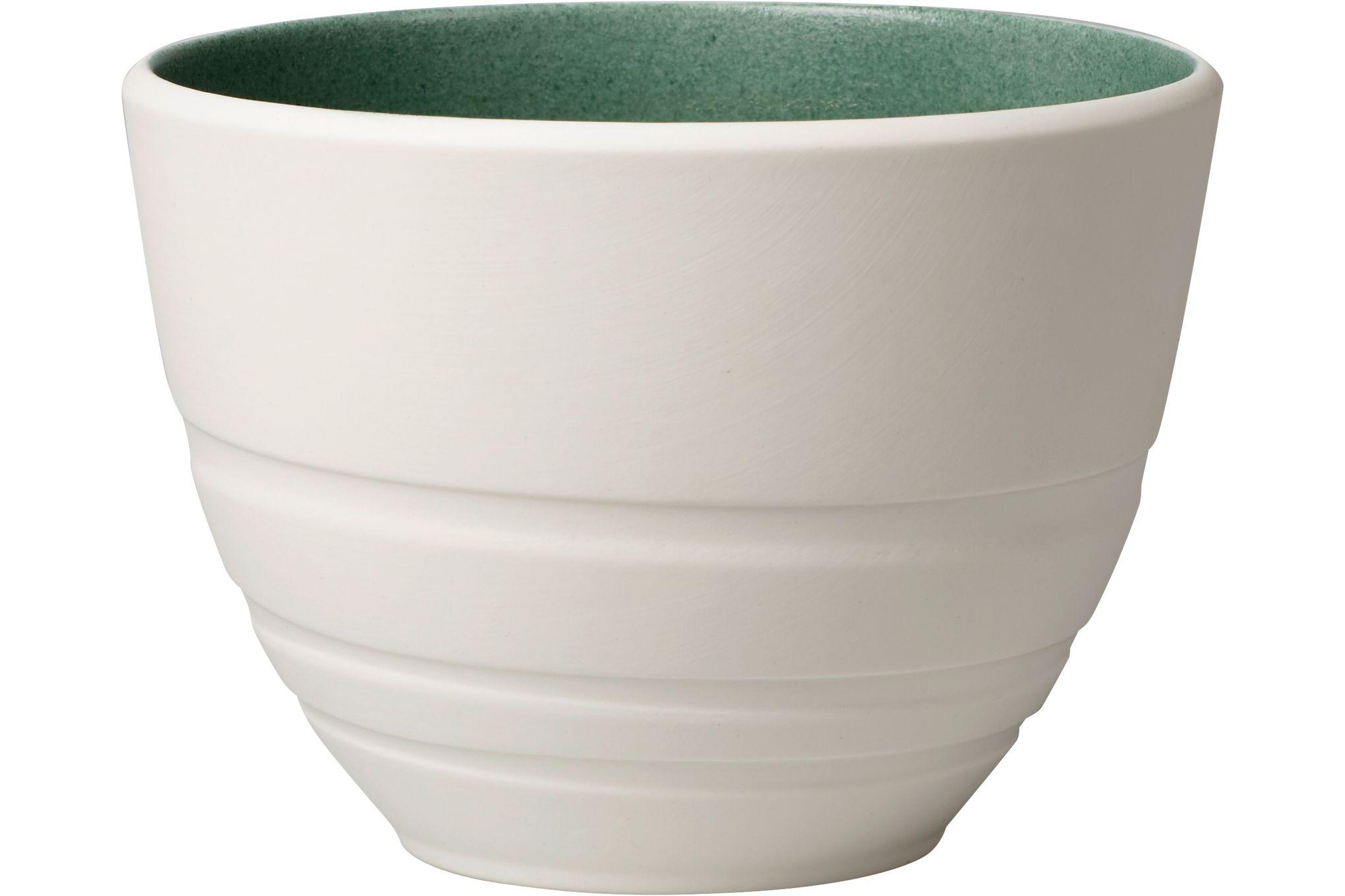 Villeroy & Boch It's my match Mug Leaf - Green, No handle 11 x 8cm, 0.45l thumb 1