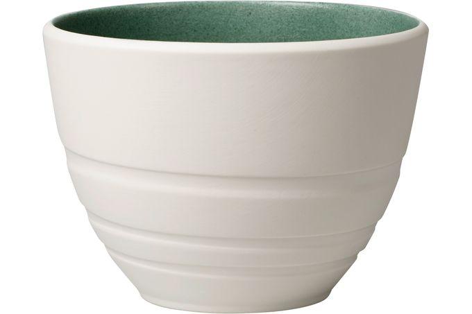 Villeroy & Boch It's my match Mug Leaf - Green, No handle 11 x 8cm, 0.45l