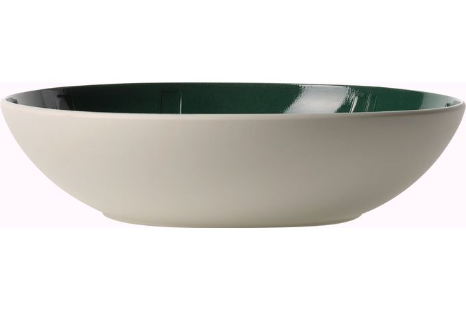 Villeroy & Boch It's my match Serving Bowl Leaf - Green 26 x 6.5cm, 2l