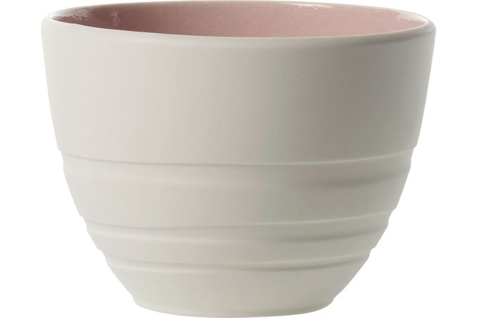 Villeroy & Boch It's my match Mug Leaf - Powder, No handle 11 x 8cm, 0.45l