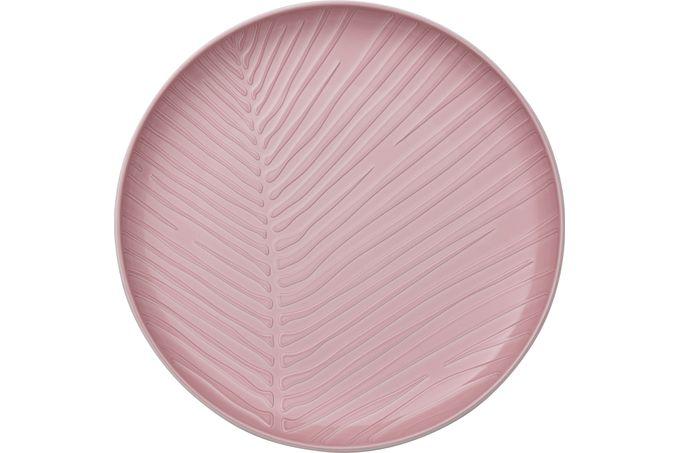 Villeroy & Boch It's my match Plate Leaf - Powder 24 x 3cm