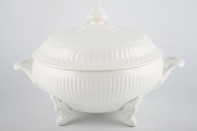 Villeroy & Boch Allegretto Vegetable Tureen with Lid 4 base feet