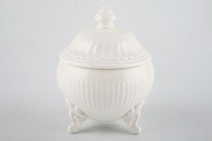 Villeroy & Boch Allegretto Sugar Bowl - Lidded (Tea) 3 base feet