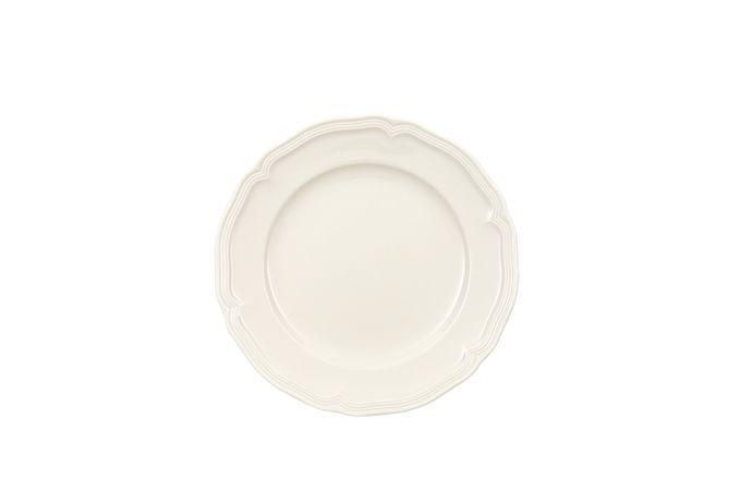 "Villeroy & Boch Manoir Starter / Salad / Dessert Plate 8 1/4"""