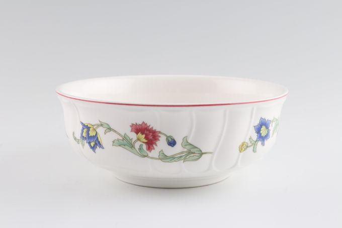 """Villeroy & Boch Persia Soup / Cereal Bowl No inner green line 5 3/4"""""""