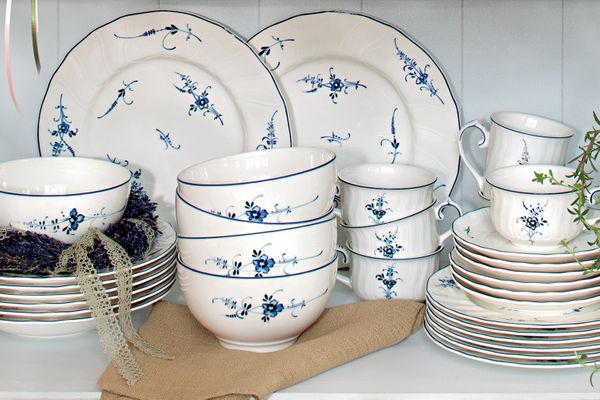 Villeroy & Boch Vieux Luxembourg ( Old Luxembourg )