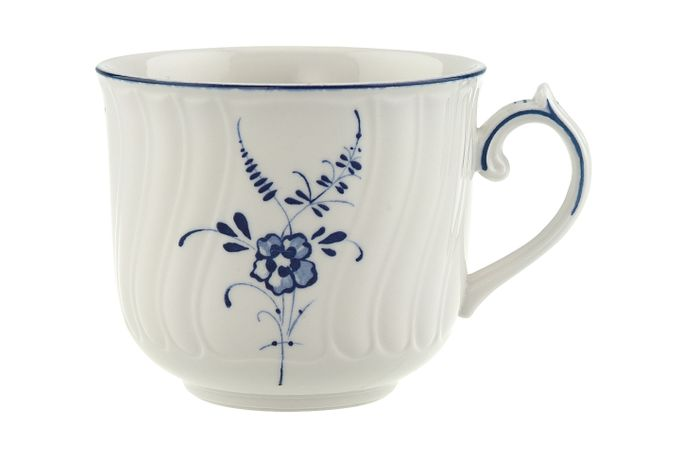 """Villeroy & Boch Vieux Luxembourg ( Old Luxembourg ) Breakfast Cup 3 1/2 x 3 1/8"""""""