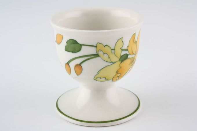 Villeroy & Boch Geranium - Old Egg Cup Footed
