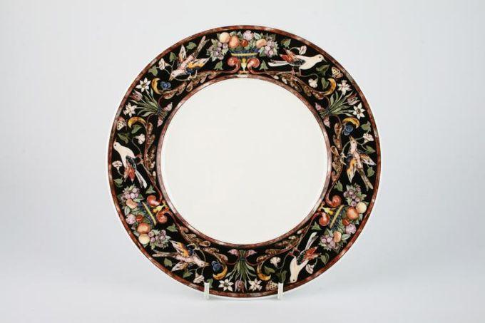 "Villeroy & Boch Intarsia Breakfast / Salad / Luncheon Plate 8 3/4"""