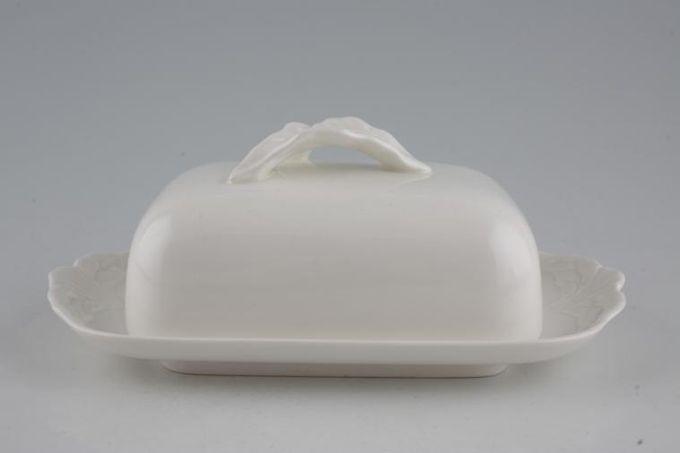Villeroy & Boch Foglia Butter Dish + Lid