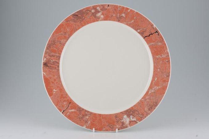 "Villeroy & Boch Siena Round Platter Border Pattern 12 1/2"""