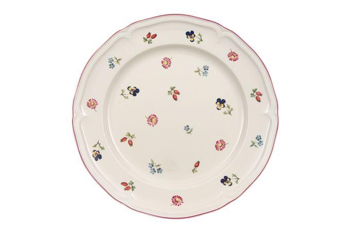 "Villeroy & Boch Petite Fleur Dinner Plate 10 3/8"""