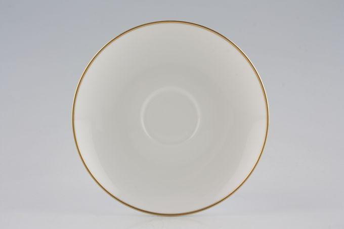 "Villeroy & Boch Charleston Gold Tea Saucer 5 7/8"""