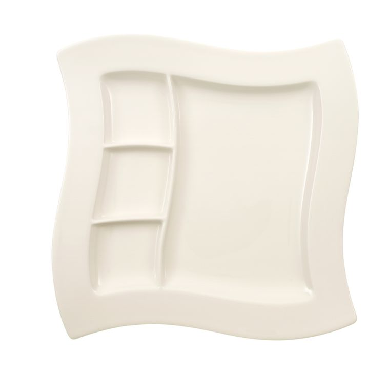 No obligation search for villeroy boch new wave plate for Villeroy boch wave