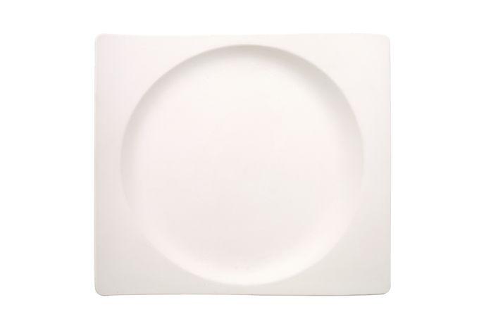Villeroy & Boch New Wave Rectangular Platter 28.5 x 32cm