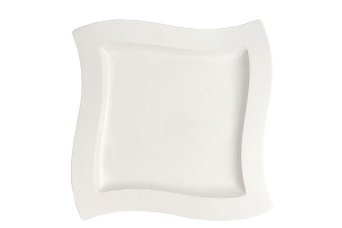 Villeroy & Boch New Wave Square Plate / Platter 34 x 34cm
