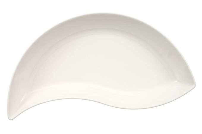 Villeroy & Boch New Wave Plate Move 1 28 x 15cm