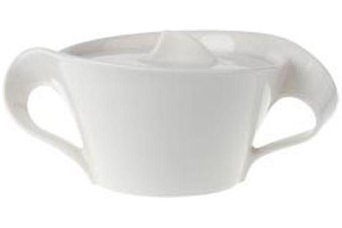 Villeroy & Boch New Wave Sugar Bowl - Lidded (Tea) 0.26l