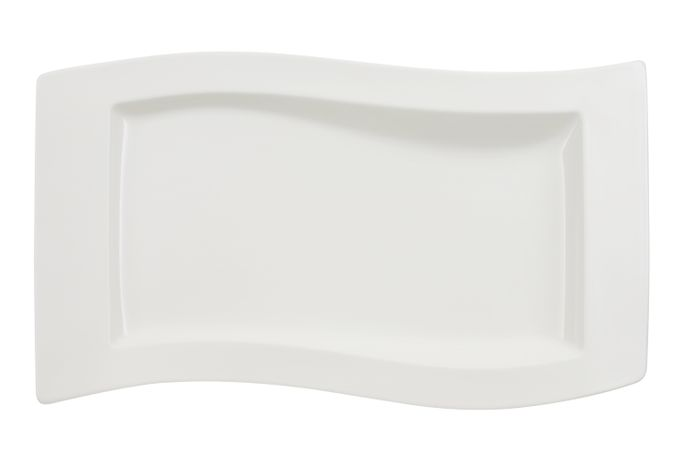 Villeroy & Boch New Wave Oblong Plate / Platter 49 x 30cm