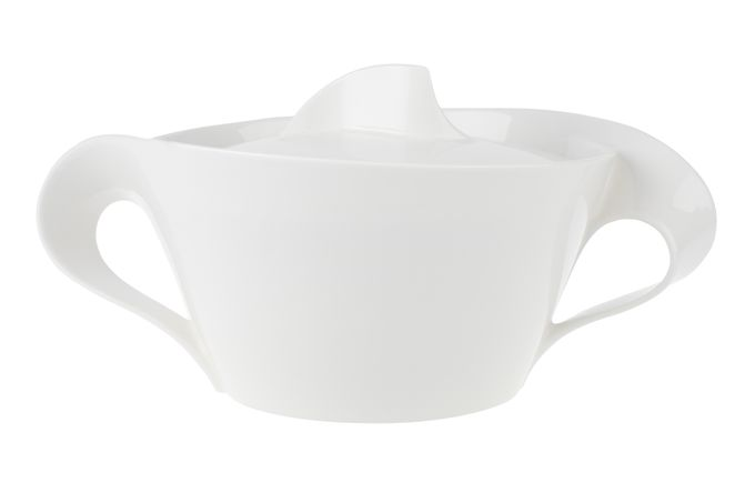 Villeroy & Boch New Wave Vegetable Tureen with Lid Covered Dish 2.2l