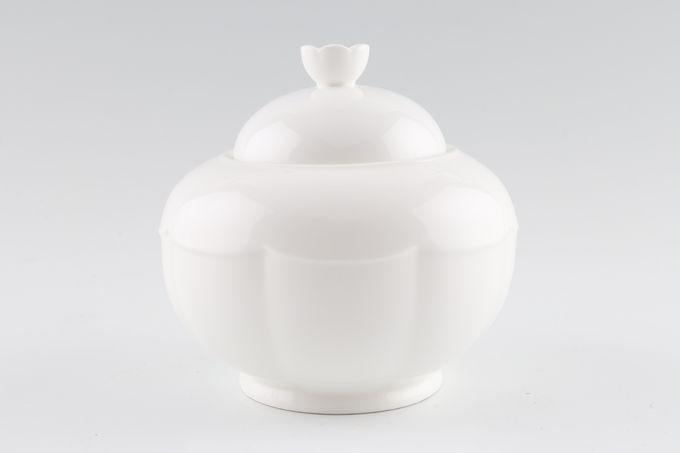 Villeroy & Boch Damasco Weiss Sugar Bowl - Lidded (Tea)