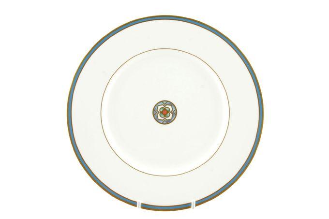 "Villeroy & Boch Villa Magica Breakfast / Lunch Plate Accent 8 3/4"""