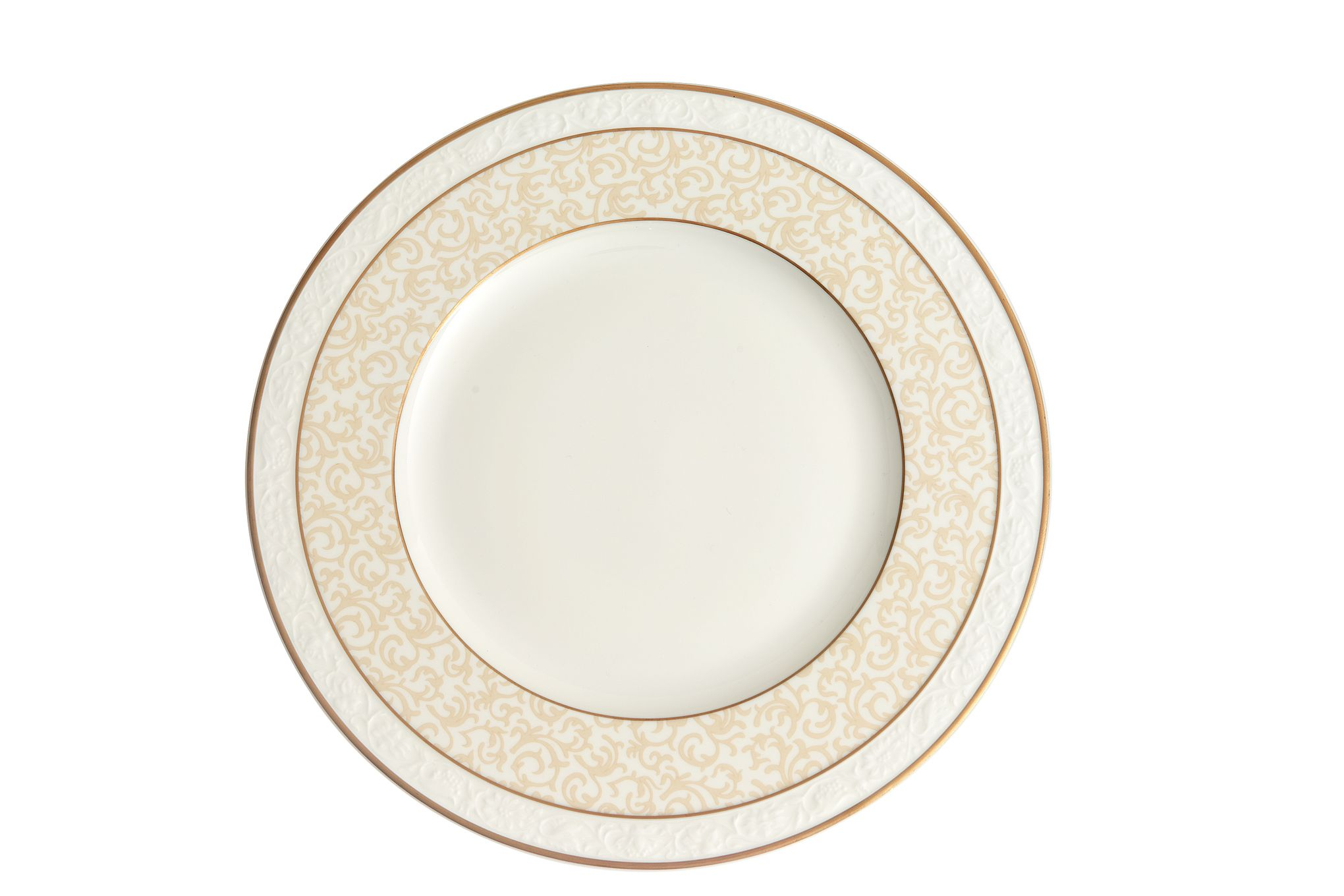 """Villeroy & Boch Ivoire Dinner Plate 11"""" thumb 1"""