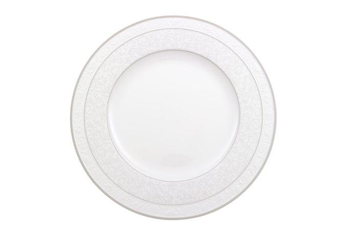 """Villeroy & Boch Gray Pearl Dinner Plate 10 7/8"""""""