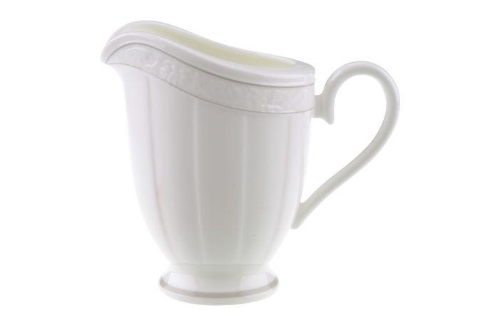 Villeroy & Boch Gray Pearl Milk Jug 0.25l