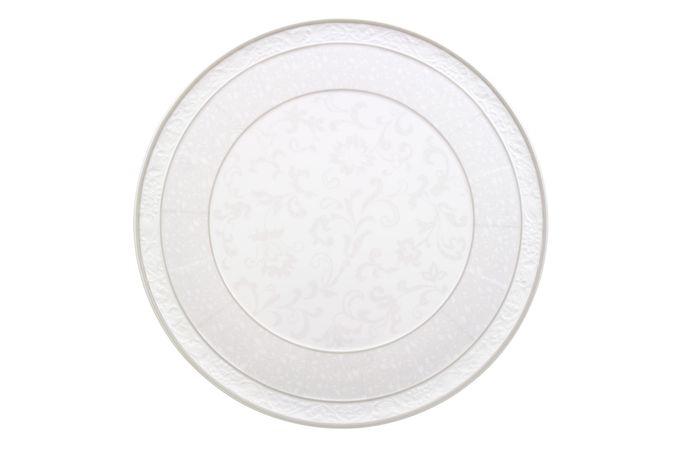 Villeroy & Boch Gray Pearl Cake Plate