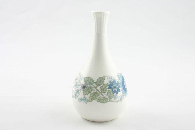 """Wedgwood Clementine - Plain Edge Bud Vase 5 1/2"""""""