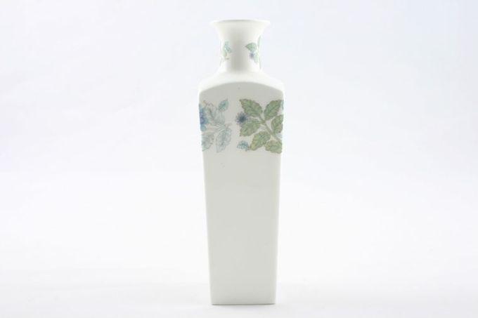 """Wedgwood Clementine - Plain Edge Bud Vase 7 1/4"""""""