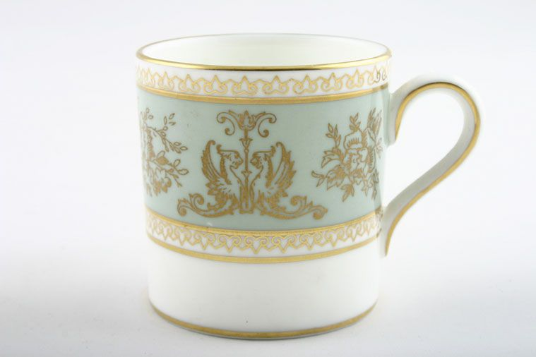 Wedgwood - Columbia - Sage Green - Coffee/Espresso Can