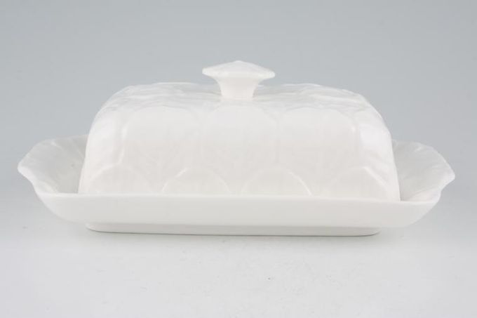 Wedgwood Countryware Butter Dish + Lid
