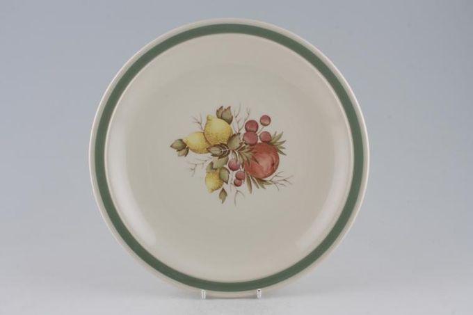 """Wedgwood Covent Garden - O.T.T. Dinner Plate 10 5/8"""""""