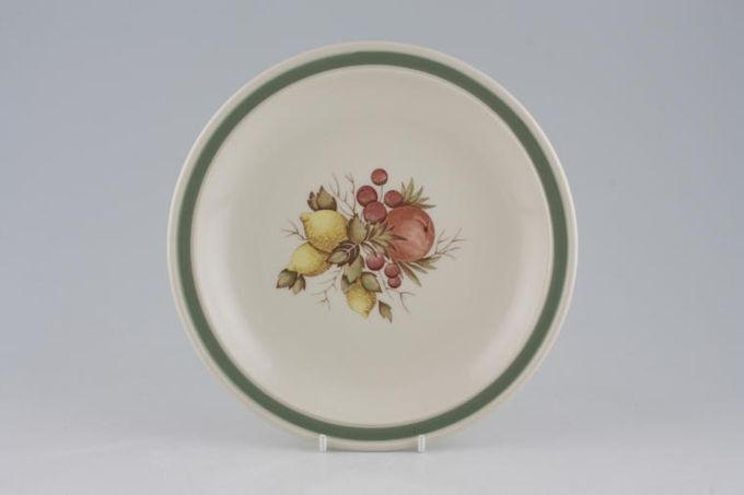 Wedgwood Covent Garden - O.T.T. Breakfast / Salad / Luncheon Plate 8 3/4""