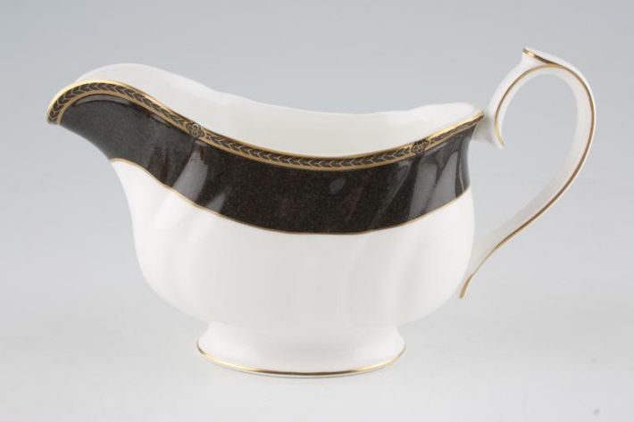 Wedgwood Crown Ebony