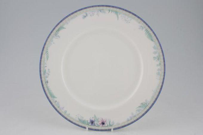 """Wedgwood Delphina Dinner Plate 10 3/4"""""""