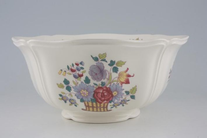 Wedgwood Floral Basket NM923