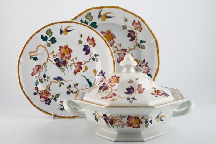 Wedgwood Devon Rose